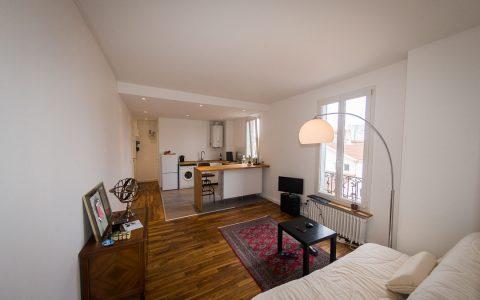 Appartement  Après